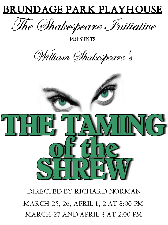 Deception in the taming of the shrew