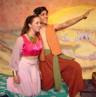 View the album Disney's Aladdin Jr.